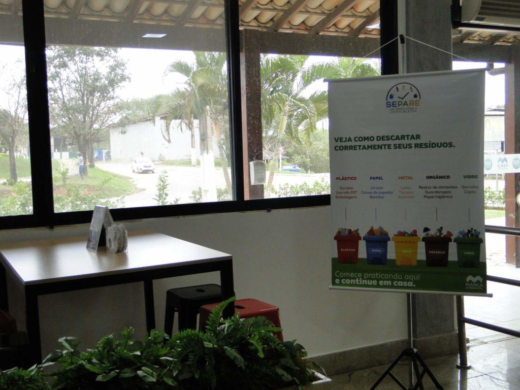 Refeitório Marca Ambiental