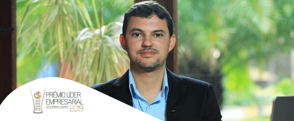Nosso diretor é destaque no Prêmio Líder Empresarial 2019