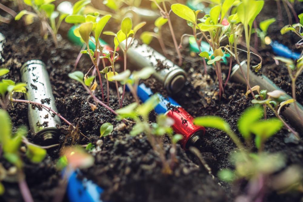 Descarte incorreto de resíduos gera impactos negativos no solo