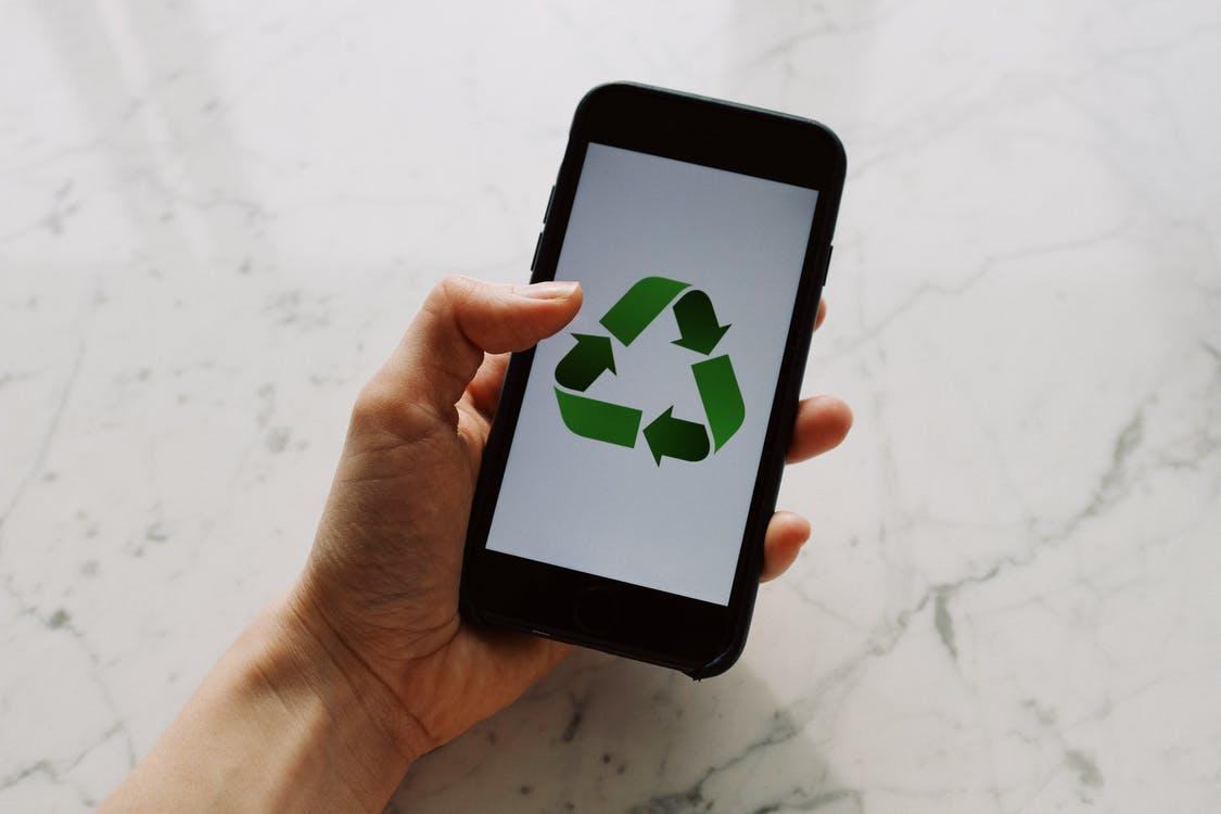 A ascensão dos resíduos