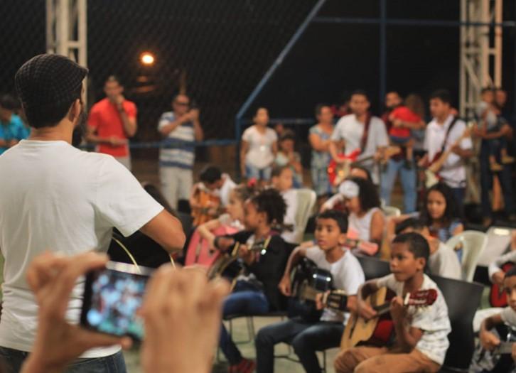 Projeto Ecomusic